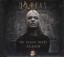 Ureas - The Black Heart Album (2015)  CD  NEW/SEALED  SPEEDYPOST