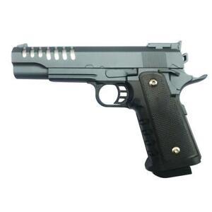 Softair Pistole Voll Metall Rayline RV16 Silver Gray, 1:1, 22cm, 450g, 6mm