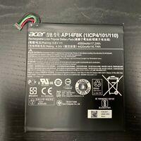 New Genuine Acer AP14F8K Battery A1-850 B1-810 B1-820 3.8V 16.7Wh 4420mAh