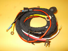 Ford 8N Wiring Harness 6 Volt Front Mount Distributor 1948-50 8N14401B 86606459