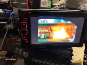 Old school Kenwood DNX6960Touch Screen DVD Navigation  AM/FM  Car stereo bluetoo