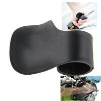 Black Motorcycle Motorbike Throttle Clip Cramp Assist Wrist Cruise Control