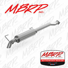 "MBRP S5339409 3"" CAT BACK SINGLE TURN DOWN EXHAUST KIT 16-17 TOYOTA TACOMA 3.5L"