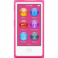 Official Apple iPod Nano 7th Gen Pink *VGWC*+Warranty!!