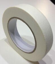 2x Malerkrepp Abklebeband 25mmx50M Kreppband Abdeckband Lackiererband bis 60°C