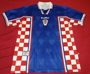 CROATIA away Shirt 1998