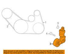 MAZDA OEM 13-15 CX-5-Serpentine Drive Fan Belt Tensioner PE0315980B