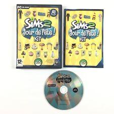 Les Sims 2 Jour De Fete Kit PC / Jeu Complet