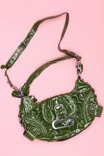 GUESS Handtasche olivgrün Tasche Bag