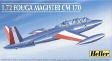 Heller 1/72 Fouga Magister CM 170 # 80220