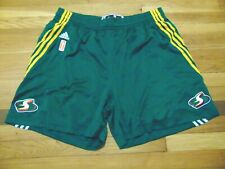 ADIDAS AUTHENTIC WNBA SEATTLE STORM REVOLUTION 30 GAME SHORTS SIZE 3XL nba