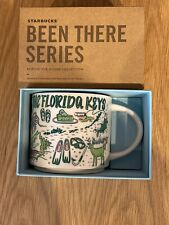 THE FLORIDA KEYS STARBUCKS 14 Ounce Been There Series (BTS) Mug. NWT