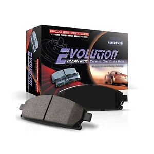 Powerstop 16-1078 Front Disc Z16 Ceramic Brake Pads for Outback/Forester/Legacy
