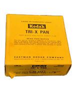 Kodak Tri-X Pan B+W Negative Film 100ft. Roll ISO 400 TX402 Expired 10/01 - AI