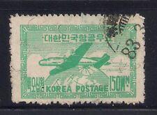 Korea   1950   Sc # C3   Cancelled   Rare   (53383)