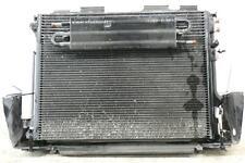 2006 - 2010 DODGE CHARGER SRT8 OEM 6.1 RADIATOR CONDENSOR W/ ELETRIC COOLING FAN