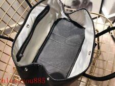 Genuine Leather Garden Party Bag Messenger Bag Shopping Bag Handbag Women's Blue
