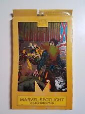 MARVEL SPOTLIGHT: Generation X NM+ (Marvel,1994) Collector's Pack Sealed! X-Men!