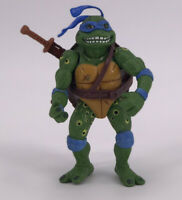 Vintage 1991 Teenage Mutant Ninja Turtles Near Complete TMNT Movie Star Leonardo