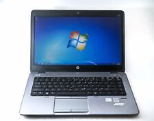 "HP Elitebook 840 14"" Core i5 4th gen 1.9GHz 8GB 500GB Win7 Webcam Backlit Laptop"