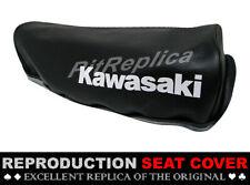 KAWASAKI KE100 KE 100 1982-2001 *BLACK* SADDLE SEAT COVER [KOSVA]