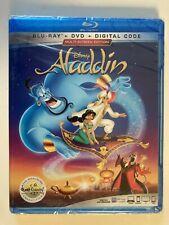 Aladdin (The Walt Disney Signature Collection) (Blu-ray, 1992)(NEW)