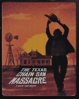 EBOND The Texas Chain Saw Massacre Limited Edition Steelbook [UK] BLURAY D569721