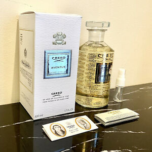 Creed Aventus Eau De Parfum EDP LOT FP4220B11N 10ml Atomiser