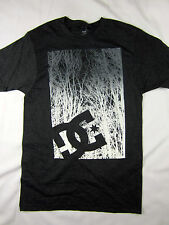 DC Shoes skate premium soft t shirt men's charcoal heather size SMALL