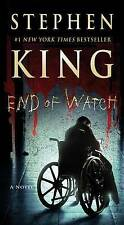 End of Watch by Stephen King (Paperback / softback, 2017)