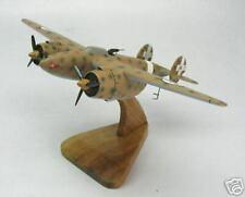 BA-88 Lince Breda Airplane Art Desktop Wood Model Big New