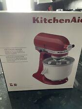 Kitchen Aid Speiseeismaschine Neu!!! Eismaker Eismaschine