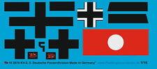Peddinghaus 2810 1/16 Deutscher KV 2 5. Panzer Division