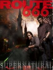"Supernatural Fanzine ""Route 666 3, 4, 5, 6"" Gen"