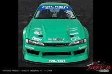 Race Track Front Bumper SPLITTER 189CM fits Toyota GT86 MR2 TURBO MRS