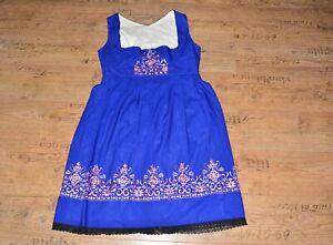 Dirndl dress Bavarian dress Oktoberfest dress  German dress  Cottagecore Size XL