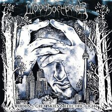 """Woods Of Ypres """"Woods 5: Grey Skies & Electric Light"""" CD - NEW!"""