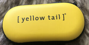 LIMITED EDITION PORTABLE YELLOW TAIL CARRY CASE PHONE CHARGER + BATTERY PACK
