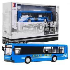 Ferngesteuertes Auto, RC Auto - Fergnesteuertes Bus, Autobus - 1:20 - Blau