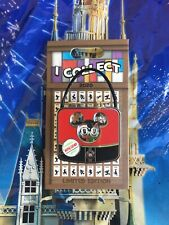 Disney Parks 2020 I Collect Pins! Holiday Christmas Mickey Minnie Pin LE2000