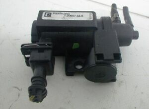 FIAT Grande Punto 199 Druckwandler für Turbolader 700607020 Unterdruckventil