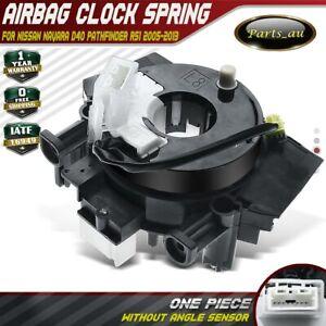 Spiral Cable Airbag Clock Spring for Nissan Navara D40 Pathfinder R51 2005-2013