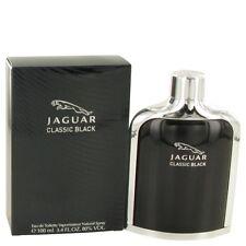 Perfume For Men Jaguar Classic Black by Jaguar Eau De Toilette Spray 3.4 oz NEW!
