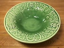 WORLD MARKET BORDALLO PINHEIRO FROG BOWL PORTUGAL VHTF
