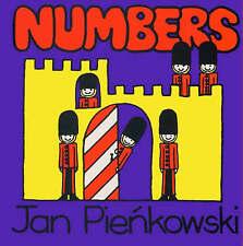 Numbers By Jan Pienkowski