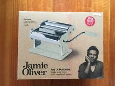 Jamie Oliver Stainless Steel Pasta Machine