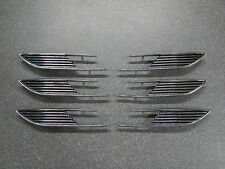 1960 Buick LeSabre Invicta Porthole Front Fender Portholes 6 complete set 60 NEW