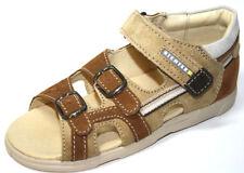 Sandales beige pour garçon de 2 à 16 ans
