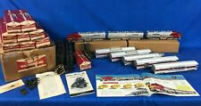 American Flyer Vintage Gilbert S Gauge 20083 Super Chief Set With Set Box!