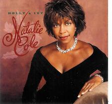 Natalie Cole ~ Holly & Ivy ~ CD ~ 1994 Elektra ~ FREE Shipping USA